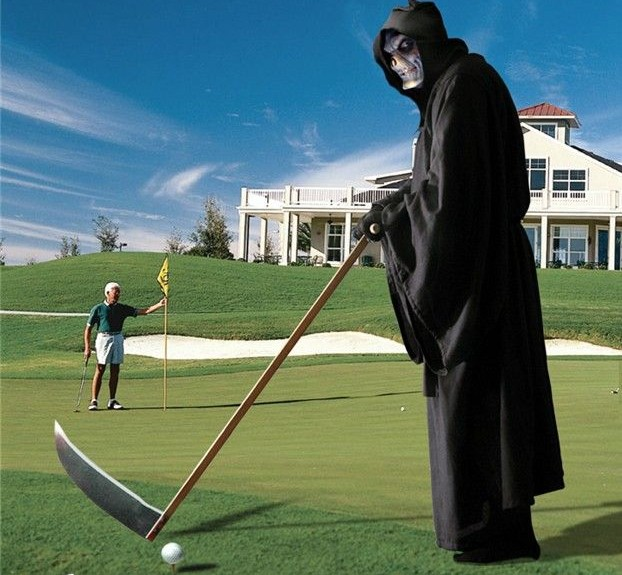 finest selection 8630f 6427f YIPS  Golfarens mardröm